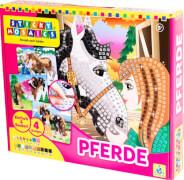 Sticky Mosaics: I Love Horses