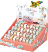 Washi Tape verschieden Designs