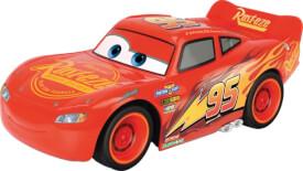 RC Cars 3 Lightning McQueen Crazy Crash (ferngesteuert) 1:24, ca. 17 cm, ab 4 Jahre