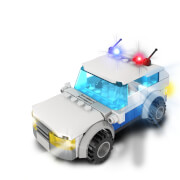 STAX HYBRID VEHICLES - Flashing Police Car