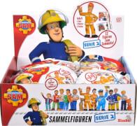 Simba Sam Sammelfiguren Serie 2, 12-sortiert.