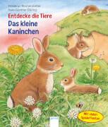Arena - Entdecke die Tiere - Das kleine Kaninchen, Pappbilderbuch, 12 Seiten, ab 4 Monaten-4 Jahren