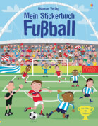 Mein Stickerbuch Fußball