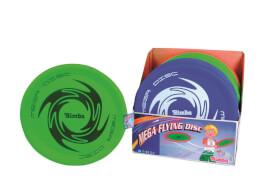 Simba Mega Flying Disc, 3-sortiert.